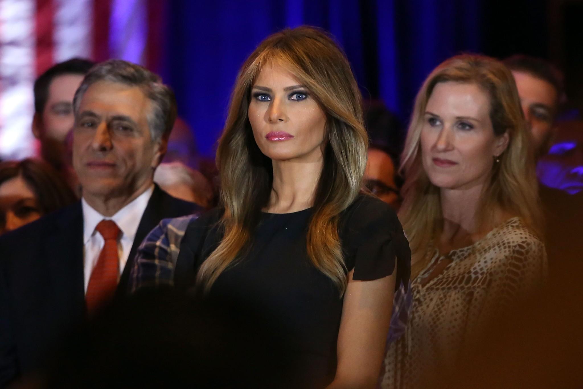 Melania Trump Wikipedia >> Chi è Melania Trump, nuova aspirante First Lady repubblicana - Spindle