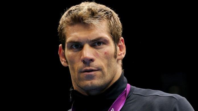 clemente russo pugilista italiano medalhista de prata na categoria de mais de quilos em londres x